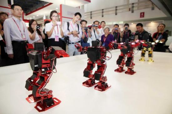 Int'l High-tech Expo opens in Beijing