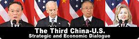 The Third  China-U.S.Strategic and Economic Dialogue
