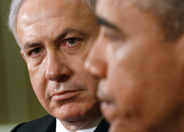 Netanyahu caught unprepared by Obama's stern message