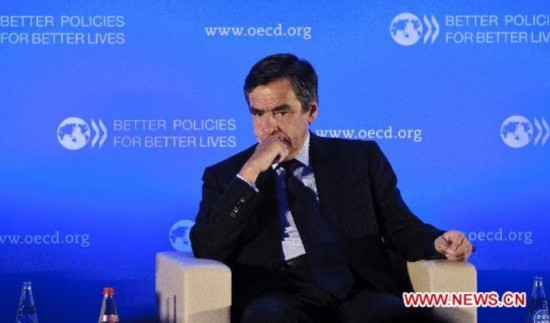Members celebrate 50th anniversary of OECD in Paris