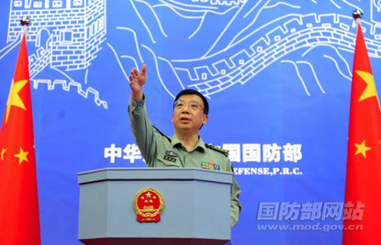 China confirms deployment of online army