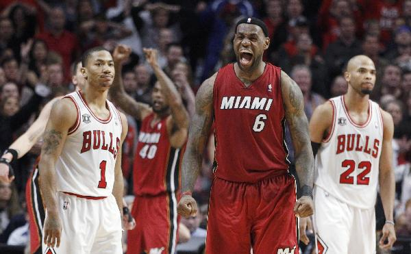 Miami Heat reach NBA finals