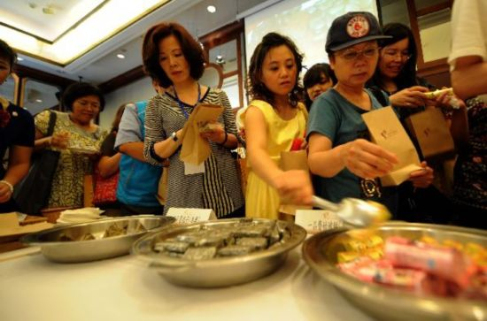 Zhejiang Cuisine Festival kicis off in Taichung