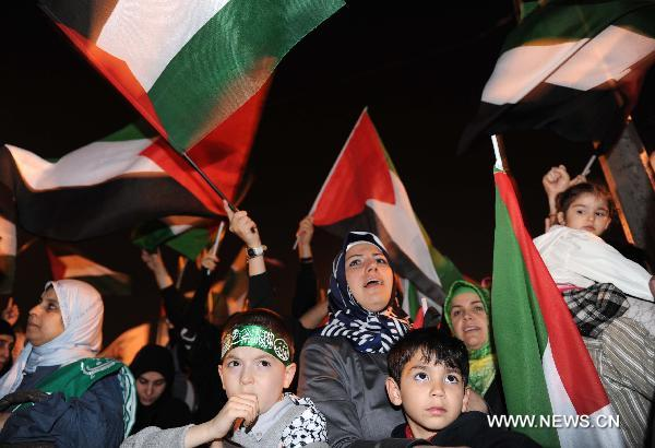 30,000 Turks protest against Israel on Gaza flotilla raid anniversary