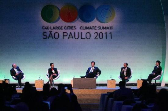 Fourth Global Climate Summit held in Sao Paulo