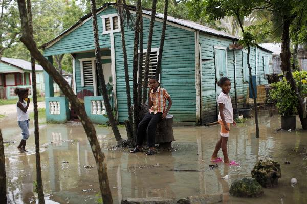 Dominican Republic declares red alert over heavy rains