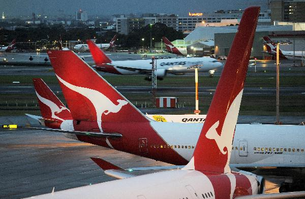 Australian airlines cancel more flights due to volcanic ash