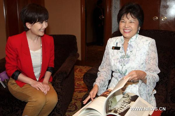 Fish Leong becomes ambassador of Malaysia's tourism