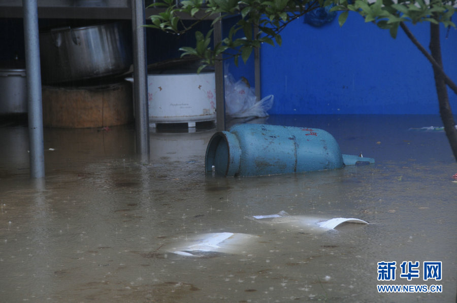Jiangxi issues red warning for torrential rain