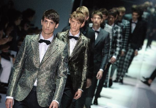 Gucci men's collection highlights Milan Fashion Week
