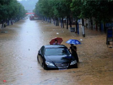 Heavy downpours damage farmland, inflates food prices in E. China