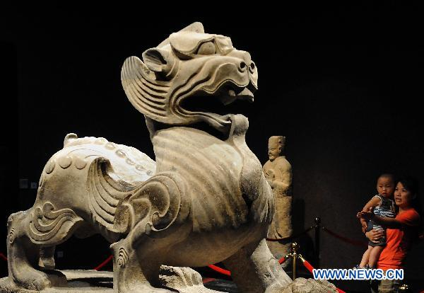 Heluo Civilization Exhibition held in central China