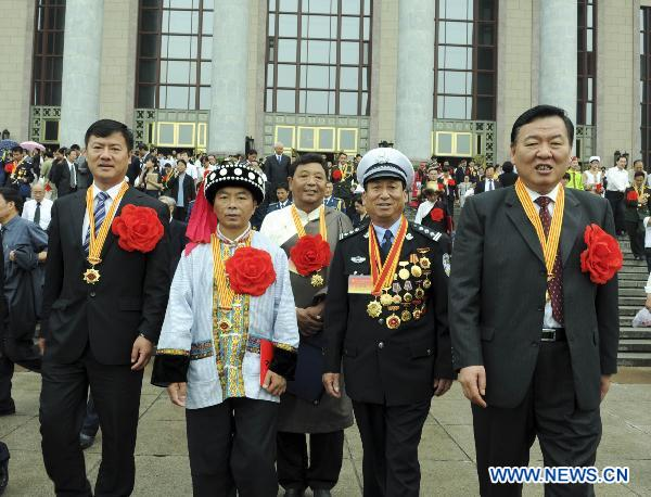 Grand gathering marking CPC anniversary closes