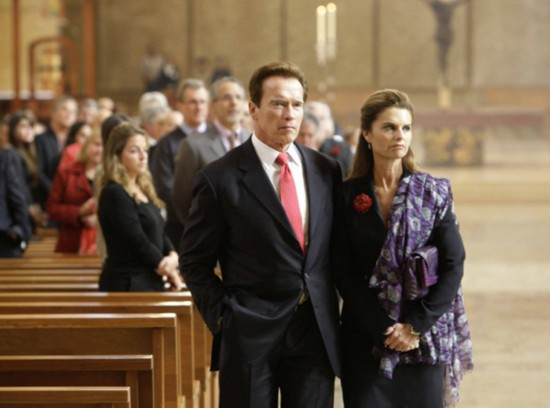 Maria Shriver files for divorce from Schwarzenegger