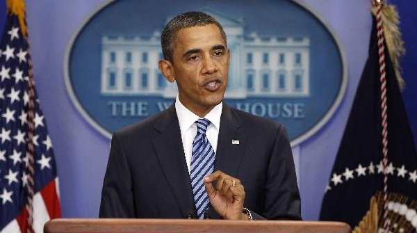 "Obama calls for ""balanced approach"" to debt cut"