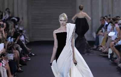 Stephane Rolland's fall/winter 2011 collection