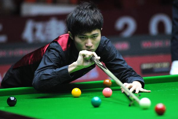 World Snooker Wuxi Classic kicks off