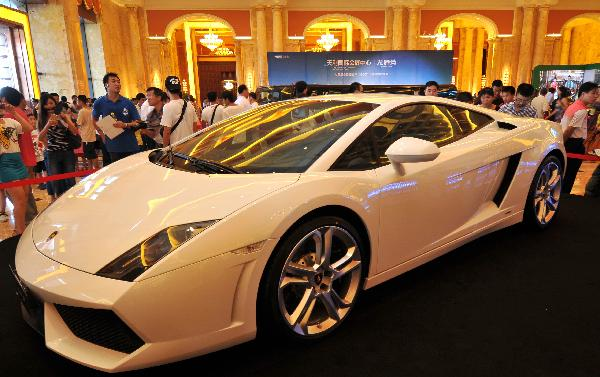 Hainan Int'l Automotive Exhibition held in Haikou, S China