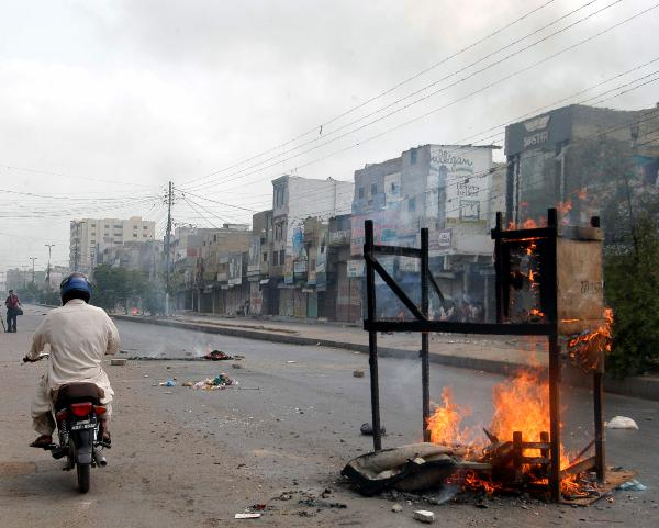 Life returns to normalcy in violence-hit Karachi