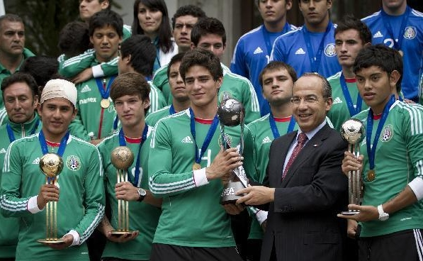 Mexico wins U17 World Cup