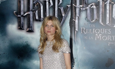 """Harry Potter and the Deathly Hallows: Part 2"" premieres in Paris"