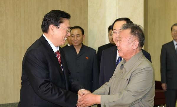 China, DPRK pledge to enhance friendly ties