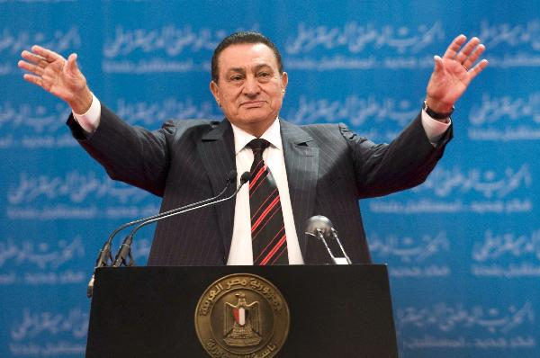 Lawyer says Mubarak in full coma, hospital denies