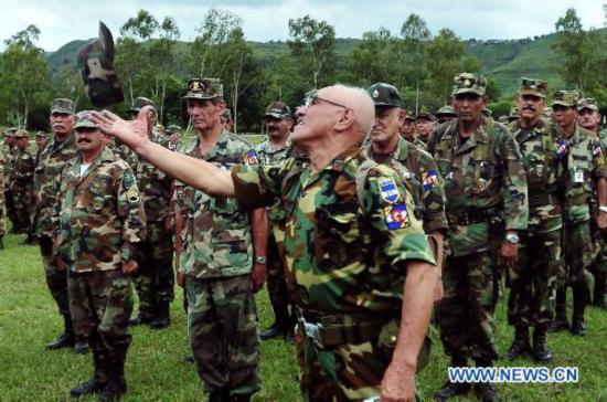 Honduras celebrates 42nd anniversary of 1969 war against El Salvador