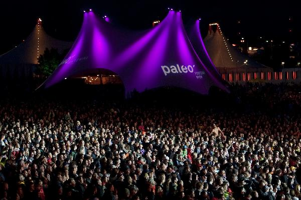 Paleo music festival kicks off