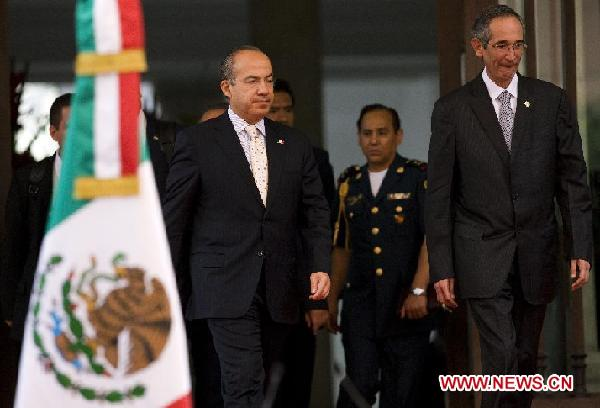 Mexico, Guatemala collaborate to strengthen border security