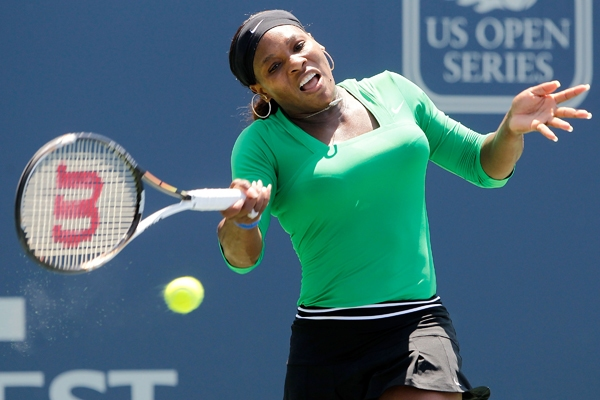 Serena Williams captures first title in comeback