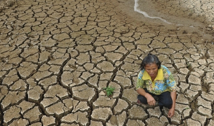 Severe drought plagues SW China's Guizhou