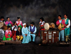 The Korean ethnic minority