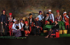 The Jingpo ethnic minority