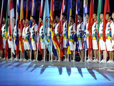 Closing ceremony of 26th Summer Universiade