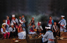 The Lisu ethnic minority