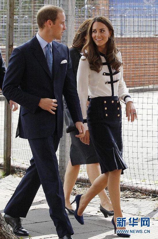 Princess Kate Middletons fashion style (13) - Peoples Daily Online