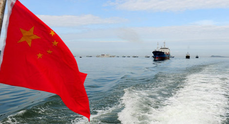 China's fishing fleet returns from S. China Sea