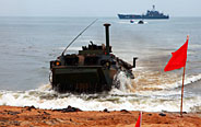 """Penglai 2012"" joint confrontation exercise held"