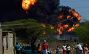41 killed in Venezuela's refinery blast