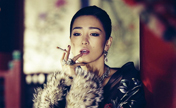 Gong Li covers Fashion L'OFFICIEL magazine