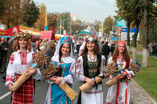daily life in belarus   people s daily online