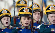 Int'l Military Music Festival opens in Moscow
