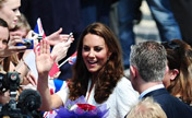 Prince William, Kate visit public housing estate