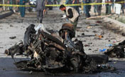 8 foreigners killed in Kabul car bombing