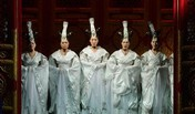 "Chinese opera ""Turandot"" performed in Rome"