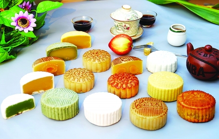 Link to Mid-Autumn Festival should not end up a Mooncake Festival