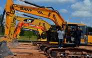 Sany's bid to usurp Caterpillar
