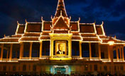 Cambodians mourn Sihanouk in Phnom Penh