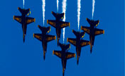 Breathtaking performances at Miramar Air Show